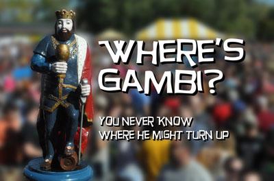 Where's Gambi?