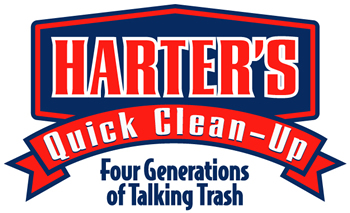 Harters Quick Clean Up 350