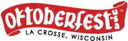 Oktoberfest U.S.A. – La Crosse, Wisconsin Logo