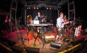 Jim Busta Band @ Southside CenturyLink Garden Stage
