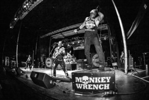 Monkey Wrench @ Northside WXOW Community Festplatz