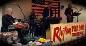 Rhythm Playboys @ Southside CenturyLink Garden Stage