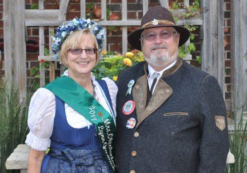 2017 Mrs. Oktoberfest